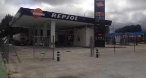 repsol gasolinera arkaute