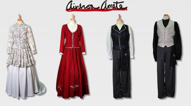 cómo vestirse en la blanca según la tradición de vitoria y Álava