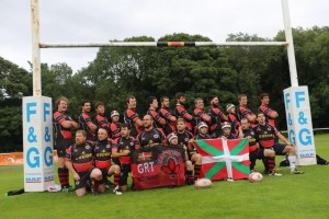 Vitoria-Gasteiz acoge el Torneo Internacional de Rugby Inclusivo
