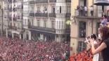 La Fiesta llega a Vitoria con Celedón