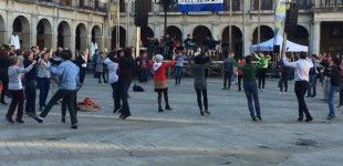500 músicos tomarán las calles de Vitoria este fin de semana