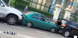 Accidente en Marianistas