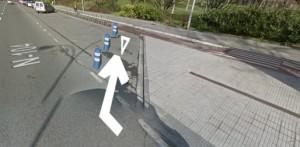 bici acceso valladolid