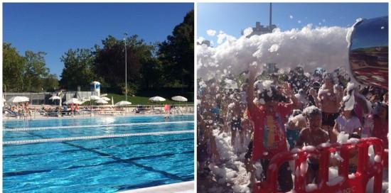 Se acaba la temporada de piscinas en vitoria gasteiz for Piscina zabalgana