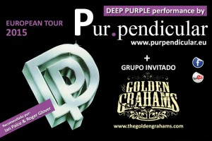 DEEP PURPLE performed by Purpendicular + Golden Grahams @ Jimmy Jazz