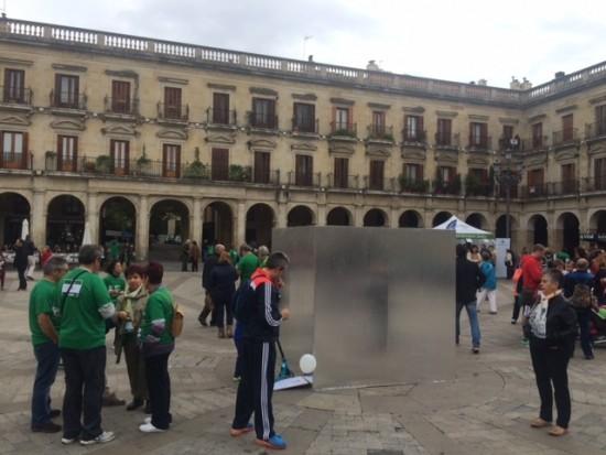 cubo plaza españa