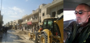 Un vitoriano combate contra el ISIS en Siria junto a voluntarios extranjeros