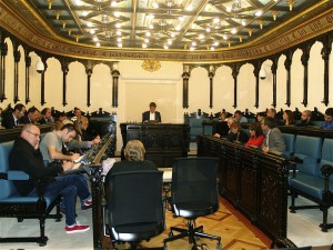 Pleno Municipal Vitoria