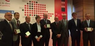 La Cámara de Comercio premia a Covila, Guardian, Imat y Marqués de Riscal