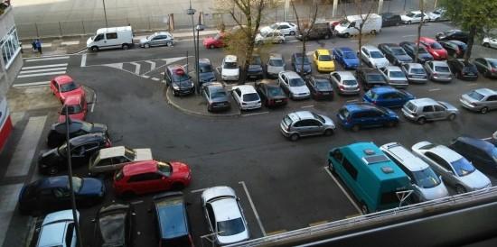aparcamiento arriaga