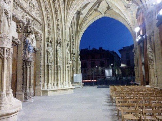 catedral portico