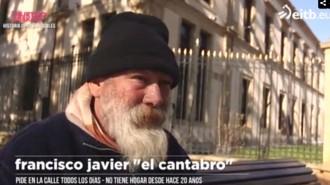 VÍDEO: 'El Cántabro' cuenta su historia en ETB