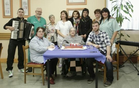 101 años san prudencio