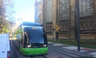 El Gobierno Vasco plantea la creación de una parada de Tranvía en la calle Dato