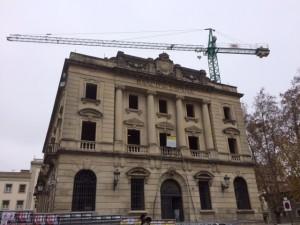 banco españa memorial victimas