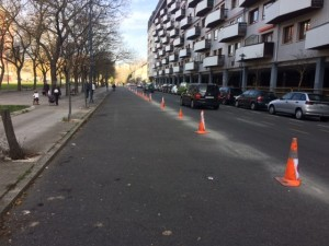 calle argentina aparcamientos
