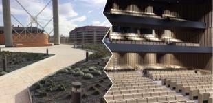 Las elecciones del 26J amenazan la inauguración del Palacio Europa