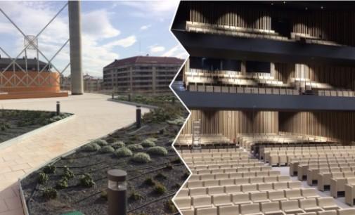 El nuevo Palacio Europa se inaugura por fin esta semana