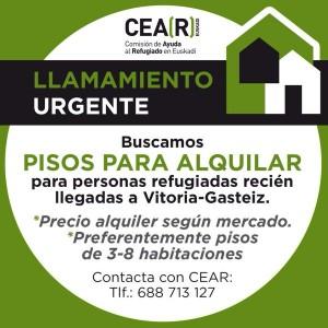 Se buscan pisos de alquiler en vitoria gasteiz para refugiados - Pisos en alquiler en vitoria gasteiz ...