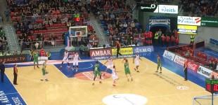 El Baskonia mete la quinta para llegar a la Final Four