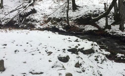La nieve vuelve este lunes a Vitoria y Álava