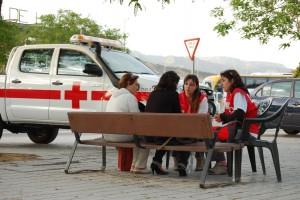 Cruz roja álava