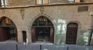 La Casa del Cordón es la sede de la Fundación Vital