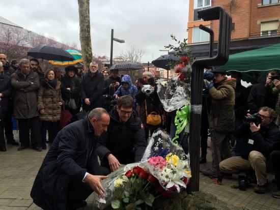 homenaje victimas 3 de marzo