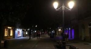 Luces LED en Dato