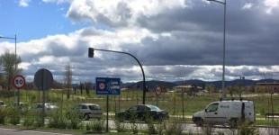 El radar de la Policía Local se ubicará desde hoy en Alto de Armentia