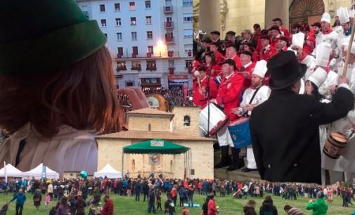 Vídeo, fotos y programa de San Prudencio y Estibaliz