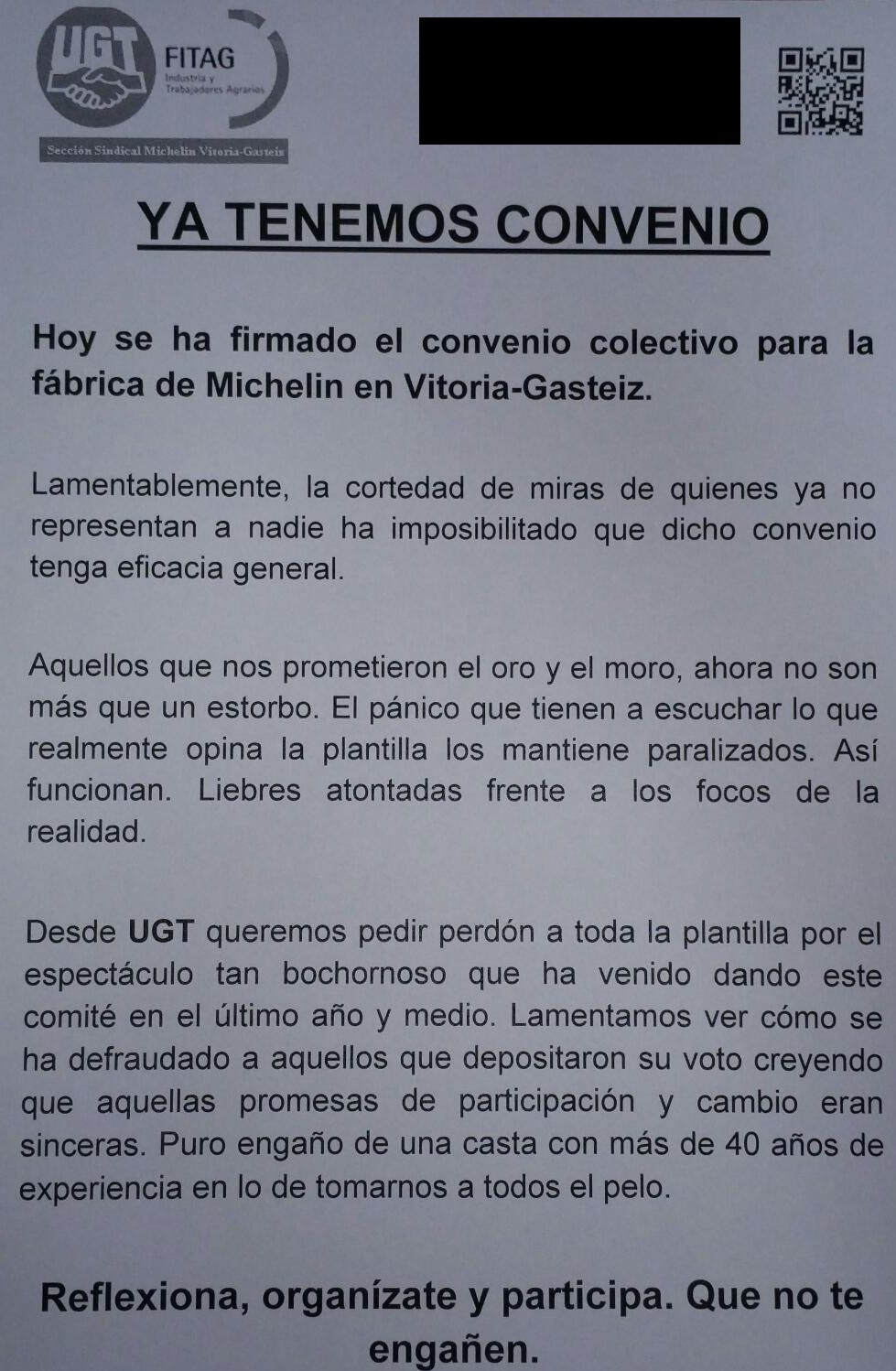 ugt michelin