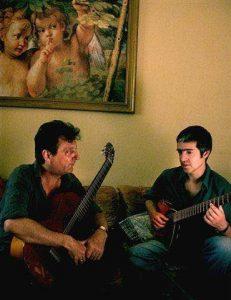 Jazzaharrean: Jordi Bonell & Dani Pérez @ Gora Project