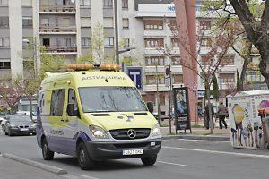 La contrata de ambulancias Larrialdiak no pagará la extra de sus empleados
