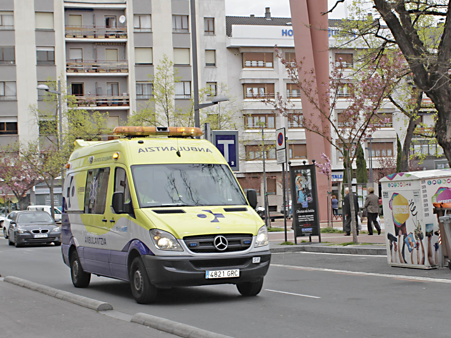 ambulancia convenio colectivo