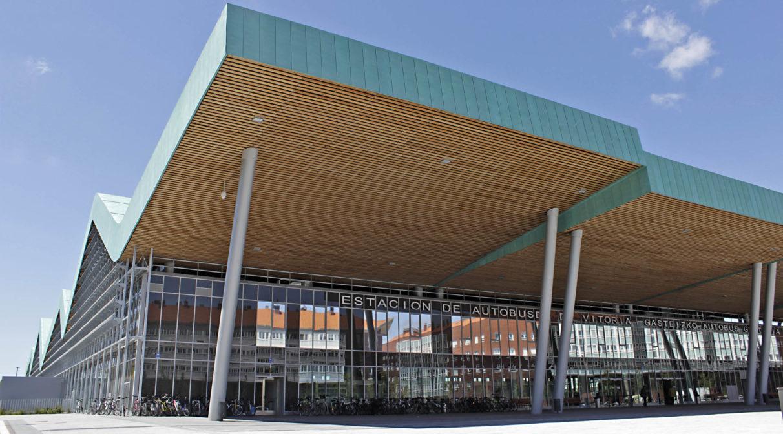 estación de autobuses de Vitoria-Gasteiz