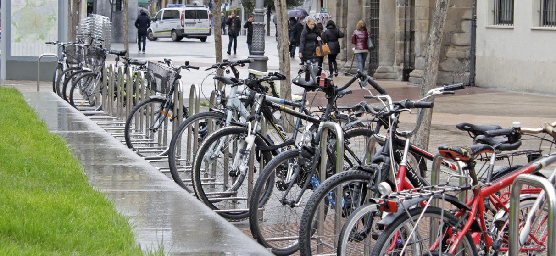 Vitoria presenta su nueva Ordenanza de Movilidad Sostenible en el Palacio Europa - Gasteiz Hoy