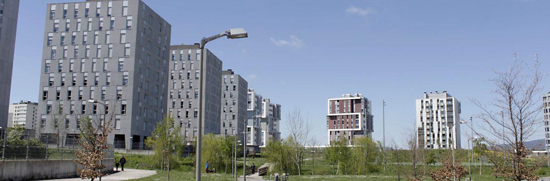 El alquiler medio en Álava se dispara hasta los 861,5€ por el aumento en la demanda