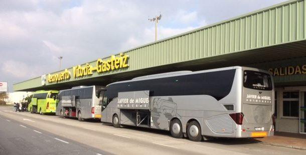 Los billetes de autobús a Foronda costarán 3€