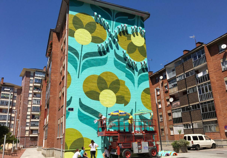mural zaramaga