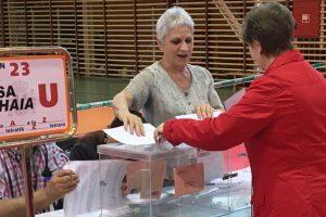 El próximo alcalde o alcaldesa de Vitoria comienza a 'votarse' en Andalucía