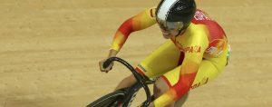 Tania Calvo disputará el europeo de ciclismo en pista