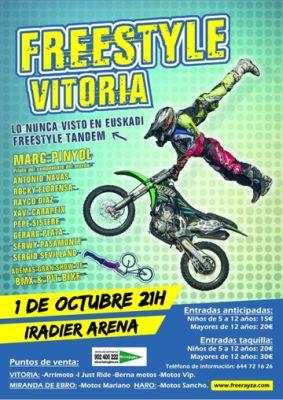Freestyle @ Iradier Arena
