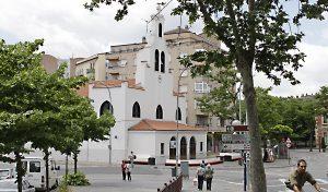 Iglesia San Cristóbal Vitoria