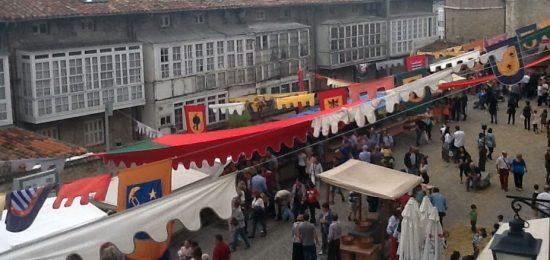 El Mercado Medieval se celebrará del 28 al 30 de septiembre