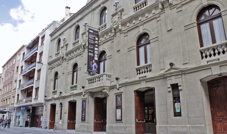 Teatro principal reforma
