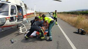 Foto del accidente (GC)