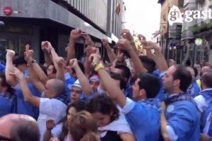 La Federación arrancará el paseíllo del Día del Blusa a las 16:15-16:30