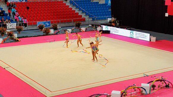 Vitoria-Gasteiz se convierte en la capital de la gimnasia con Euskalgym