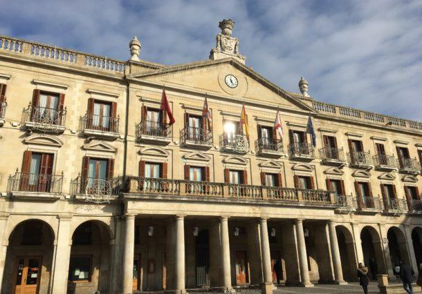 Es transparente o no el Ayuntamiento de Vitoria-Gasteiz